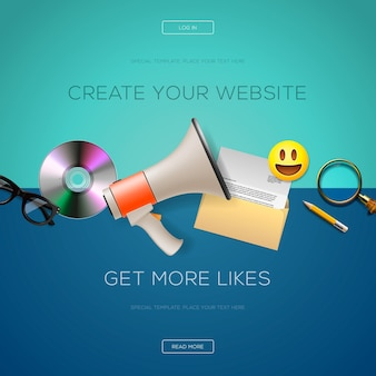 Icônes pour sites web, modèles de présentation, infographie, services et applications web et mobiles