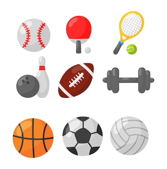 Icônes de sport
