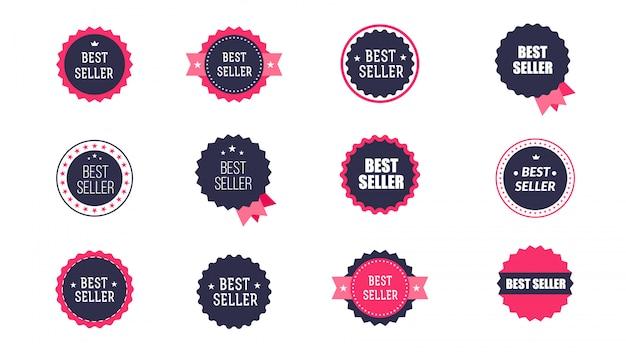 Icônes vintage best-seller.