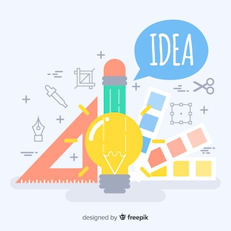 Idée de conception graphique