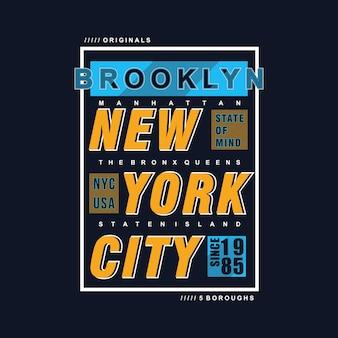 Idée de design cool vintage moderne pour l'impression de t-shirt