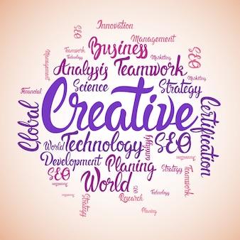 Idée Développement créatif Business Brainstorming Infographic