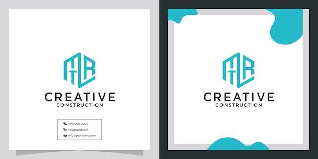 Idées créatives de construction hexagonale