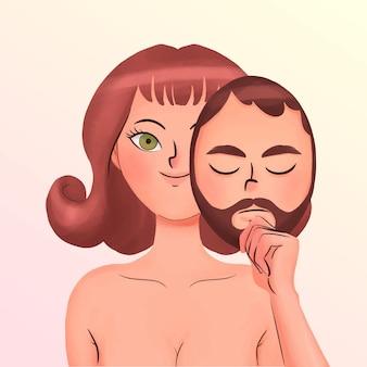 Identité de genre illustrée