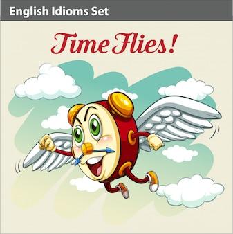 Un idiome anglais