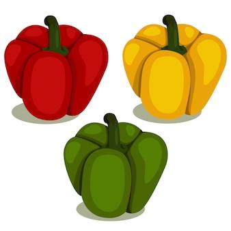 Illustrateur de poivron