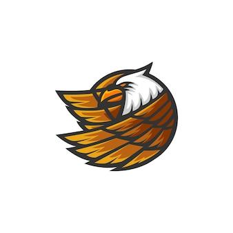 Illustration de l'aigle