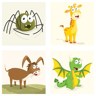 Illustration de l'animal