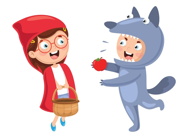 Illustration de l'art des enfants
