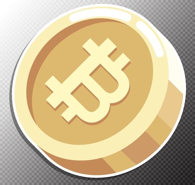 Illustration de bitcoins
