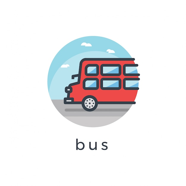 Illustration de bus
