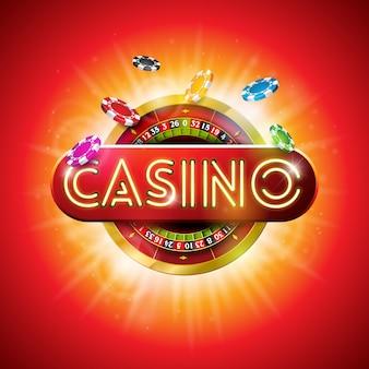 Illustration de casino