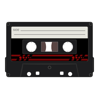 Illustration de cassettes audio