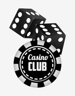 Illustration d'un club de casino