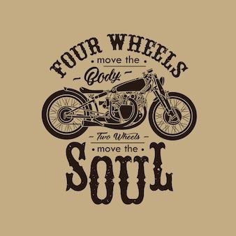 Illustration de club de moto
