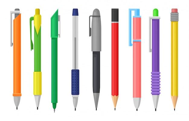 Illustration colorée dans le style sur fond blanc.