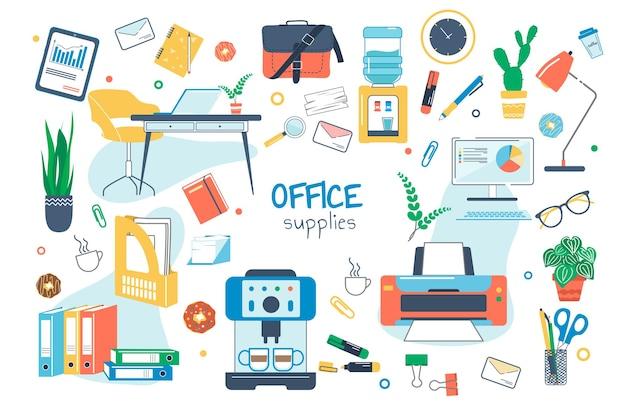 Illustration de concept de design plat marketing par courrier électronique