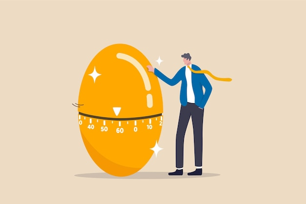 Illustration de concept ira de fonds de pension de retraite