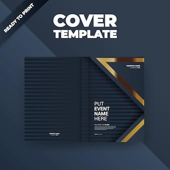 Illustration de conception de brochure