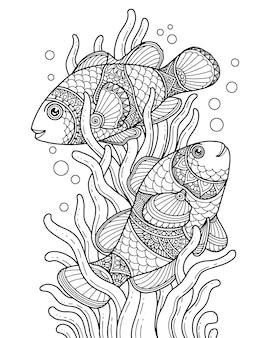 Illustration et conception d'impression