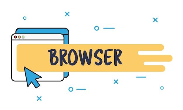 Illustration de la conception web
