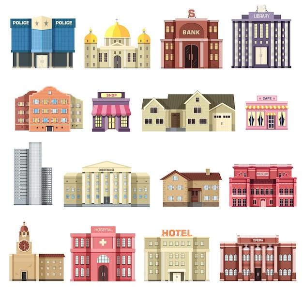 Illustration de la construction de l'architecture
