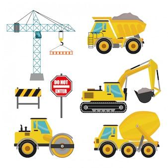 Illustration en construction