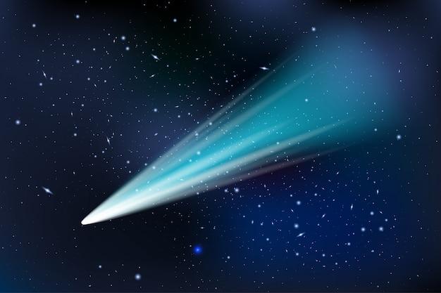 Illustration de cosmologie vectorielle avec univers, galaxie, soleil, planètes et étoiles.