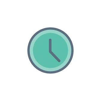 Illustration de l'horloge