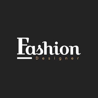 Illustration de la bannière boutique boutique logo timbre