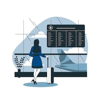 Illustration de départ