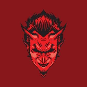 L'illustration du diable