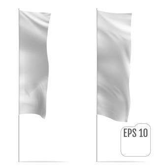 Illustration du drapeau du panneau
