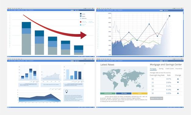 Illustration du graphique d'analyse de données