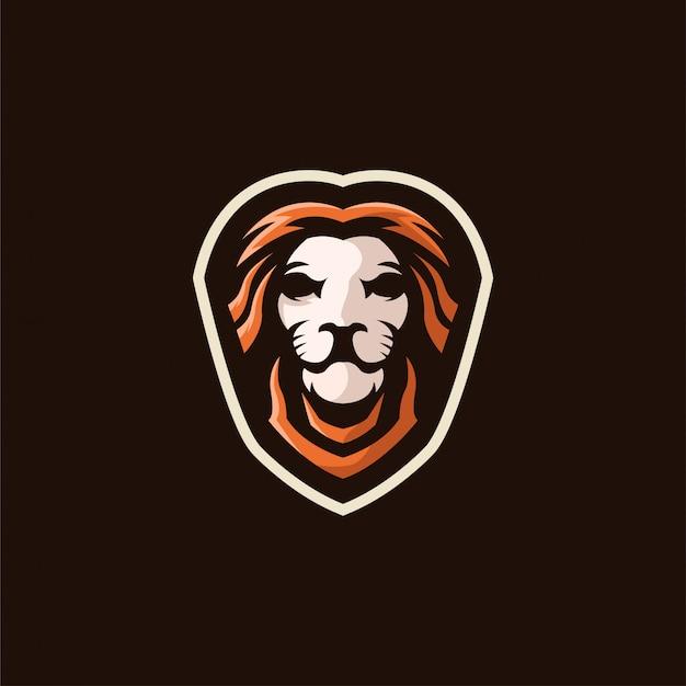 Illustration du logo du lion