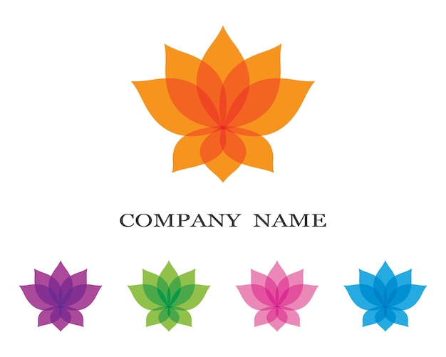 Illustration du logo lotus