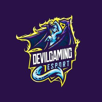 Illustration du logo medusa e sport