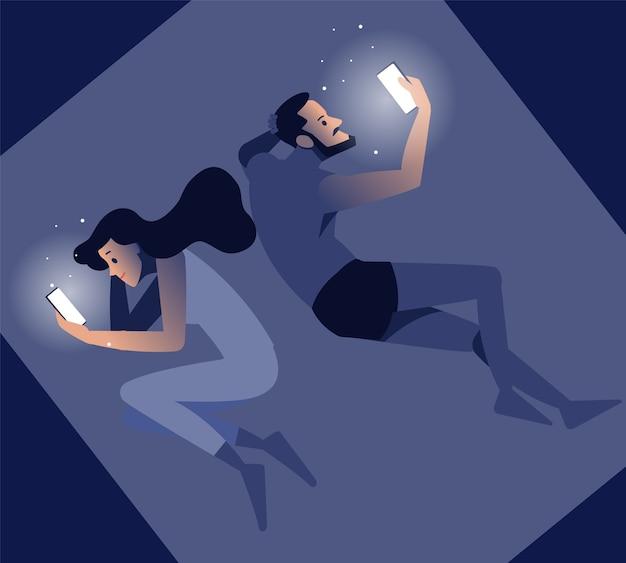 Illustration du problème intime
