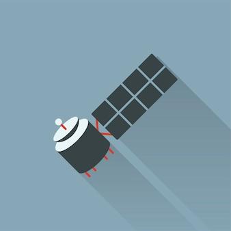 Illustration du satellite