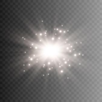 Illustration du soleil ou des étoiles