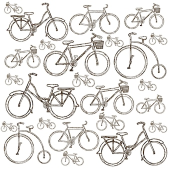 Illustration du vélo