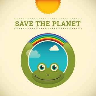 Illustration de l'écologie