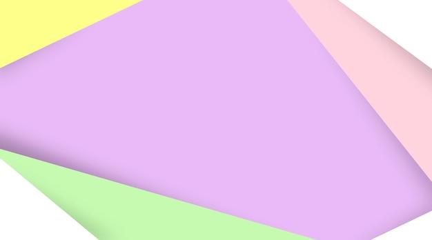 Illustration de fond abstrait pour le papier peint et la bannière web et le dépliant
