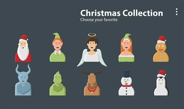 Illustration fond caractère design personne vecteur dessin animé icône avatar symbole papier peint app ligne