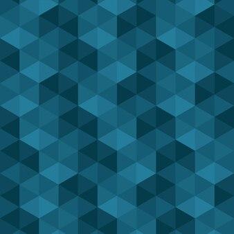 Illustration de fond géométrique
