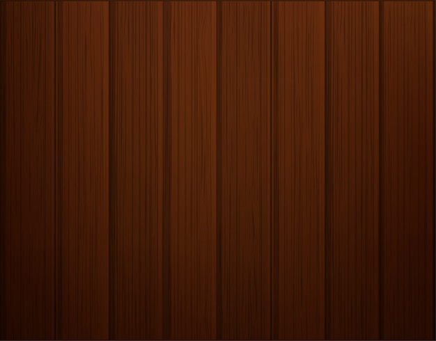 Illustration de fond texturé planche de bois