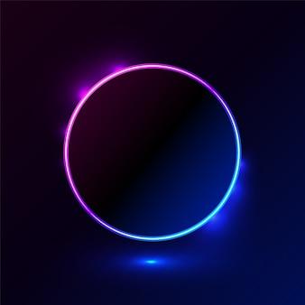 Illustration de forme vecteur bleu rose clair pour la publicité de promotion