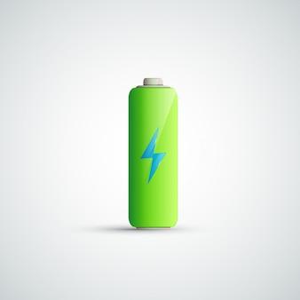 Illustration d'icône de batterie