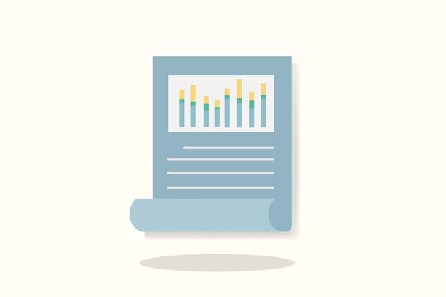 Illustration d'une icône de document
