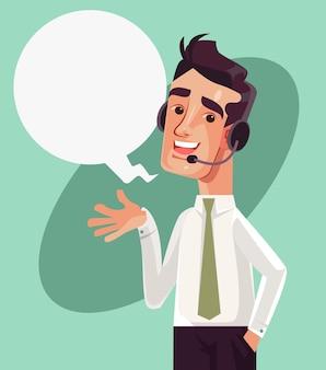 Illustration d'icône de gestionnaire de support